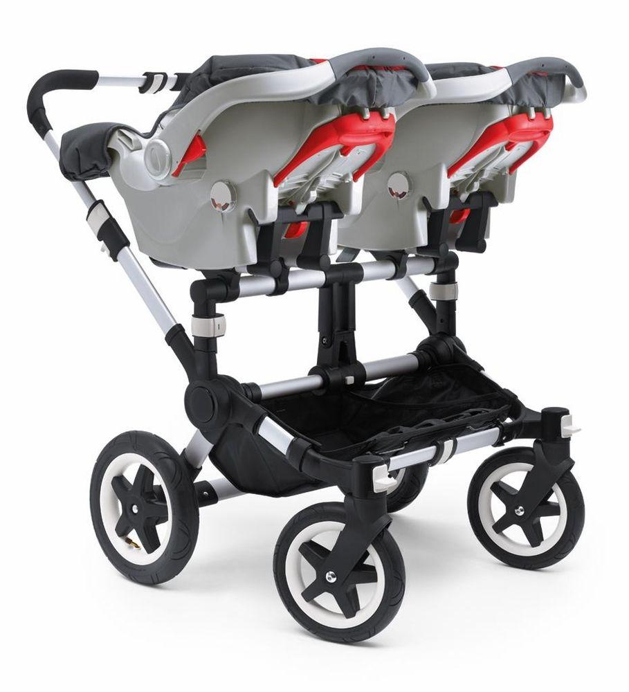 Bugaboo Donkey Graco Twin Car Seat Adapter Twin