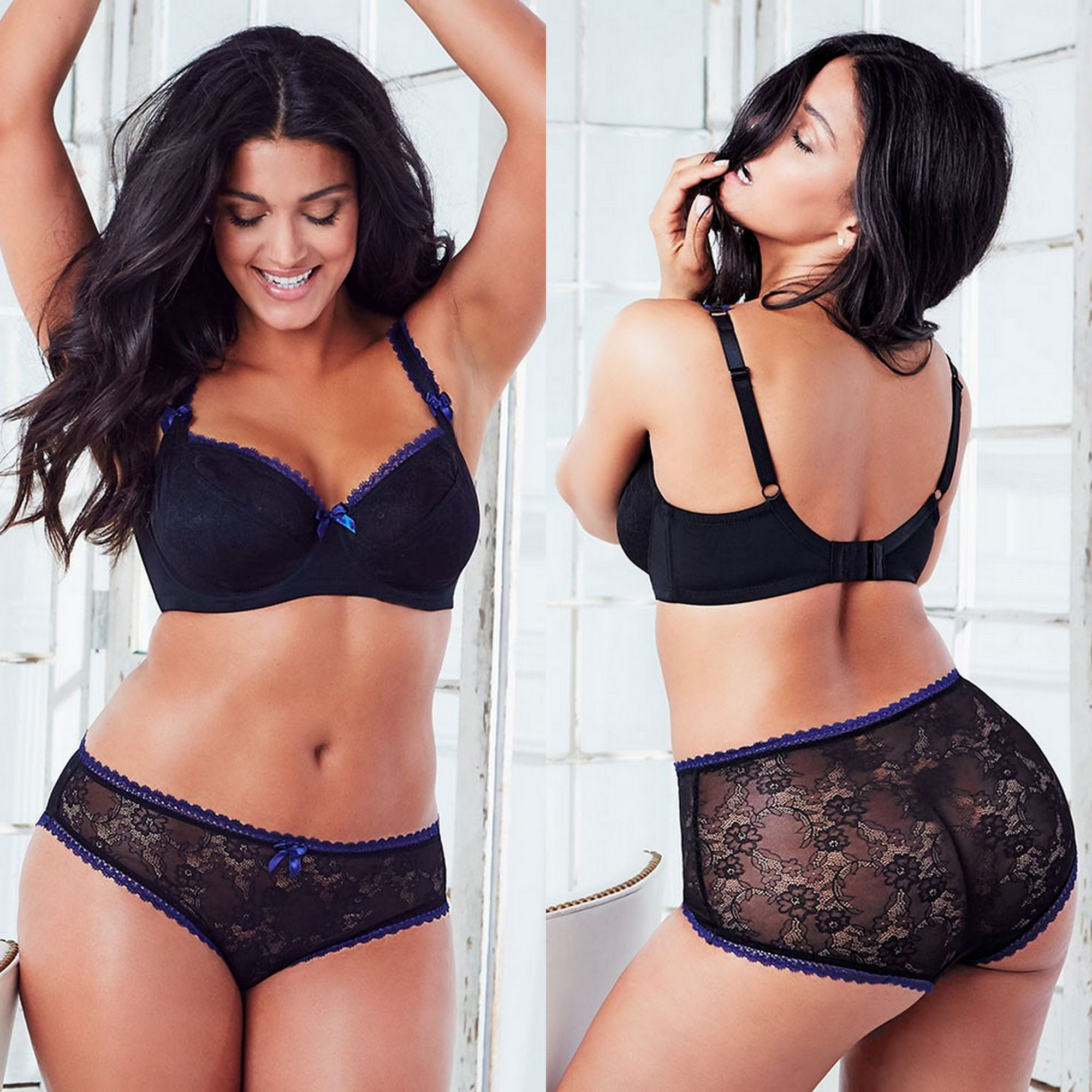 efd295e91 First Look at the Plus Size Lingerie at Adore Me