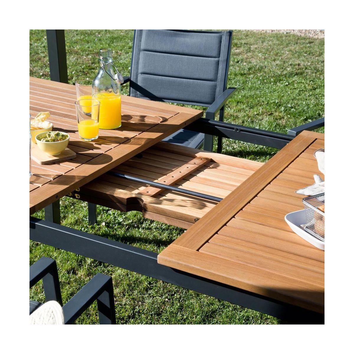 Stol Ogrodowy Oris 100 X 180 240 Cm Drewniany Naterial Stoly Ogrodowe W Atrakcyjnej Cenie W Sklepach Leroy Merlin Decor Home Decor Table