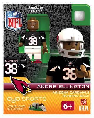 Andre ellington arizona cardinals g2le oyo minifigure lego new ...