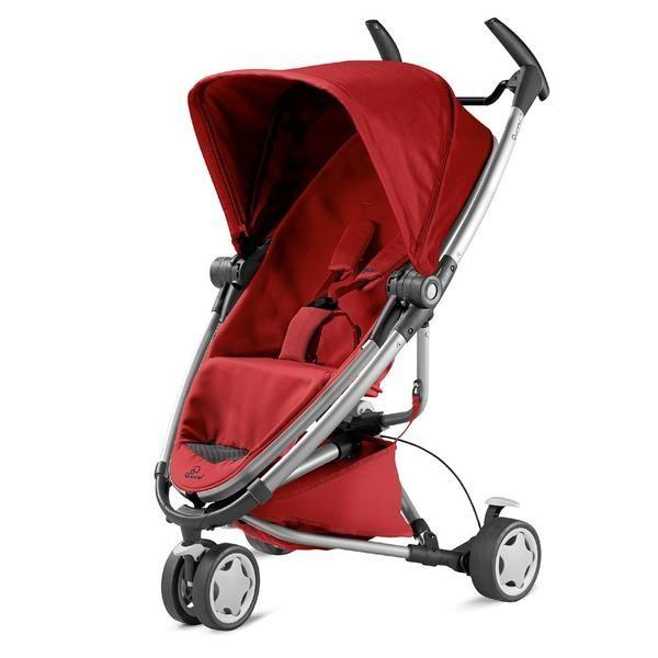 Quinny Zapp Xtra 2 0 Red Rumour 1 Quinny Buggy Stroller Baby Trend Jogging Stroller