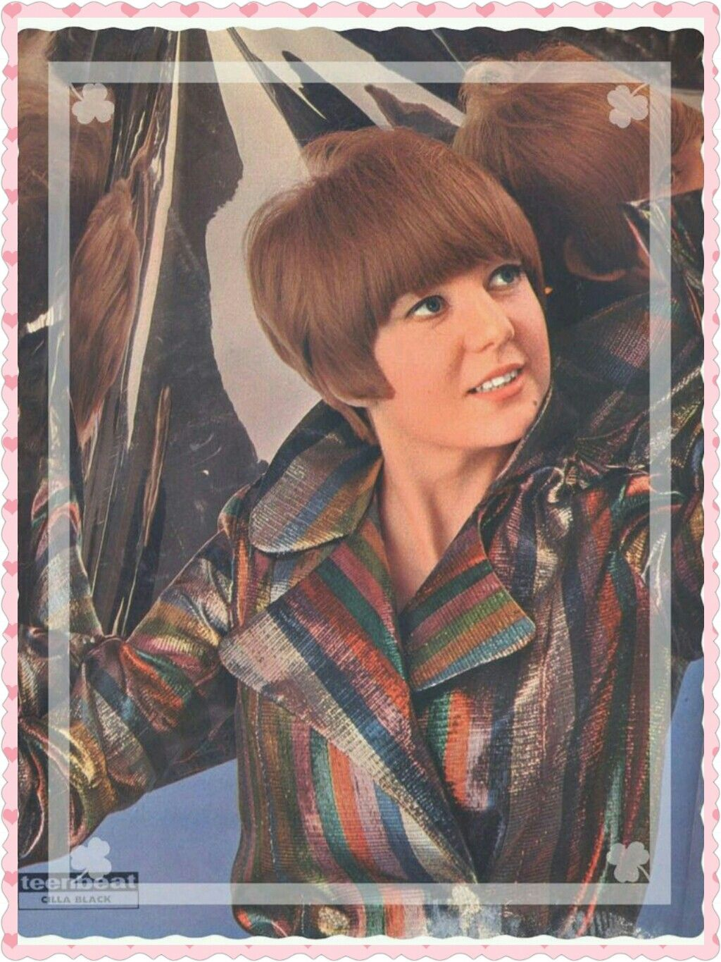 Pin By Daisylennon On Lulu In 2020 Cilla Black Psychedelic Fashion 60s And 70s Fashion