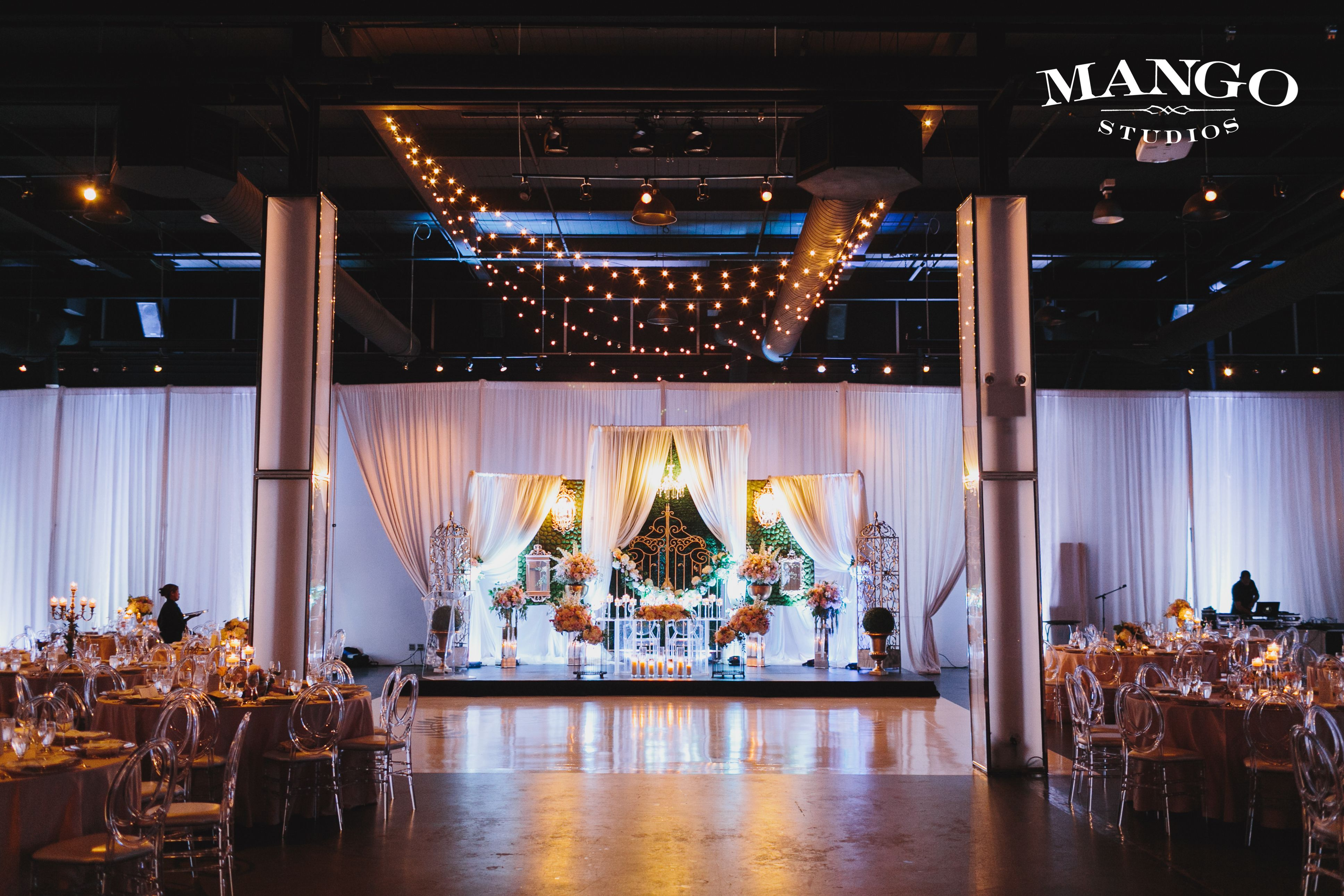 A Stunning Wedding At The Warehouse