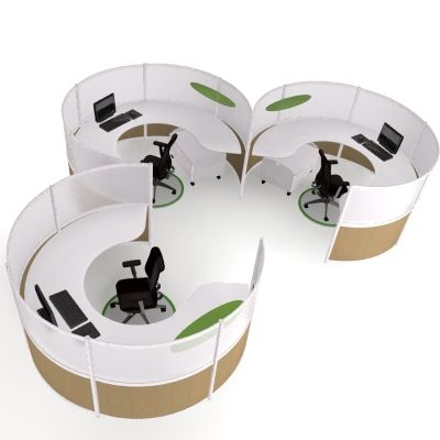 Modern Modular Office Furniture modular office furniture - workstations, cubicles, systems, modern
