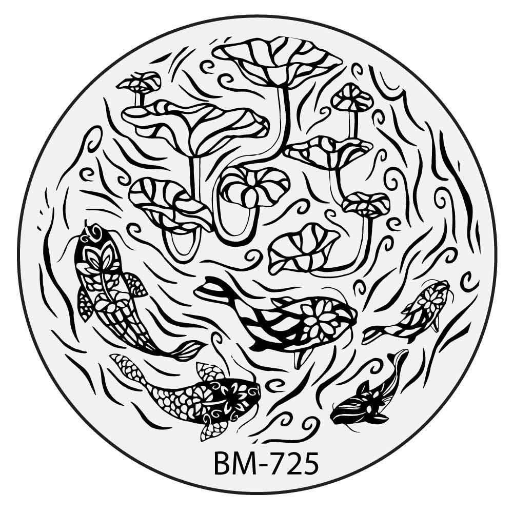 Image result for bm-725 stamping plate