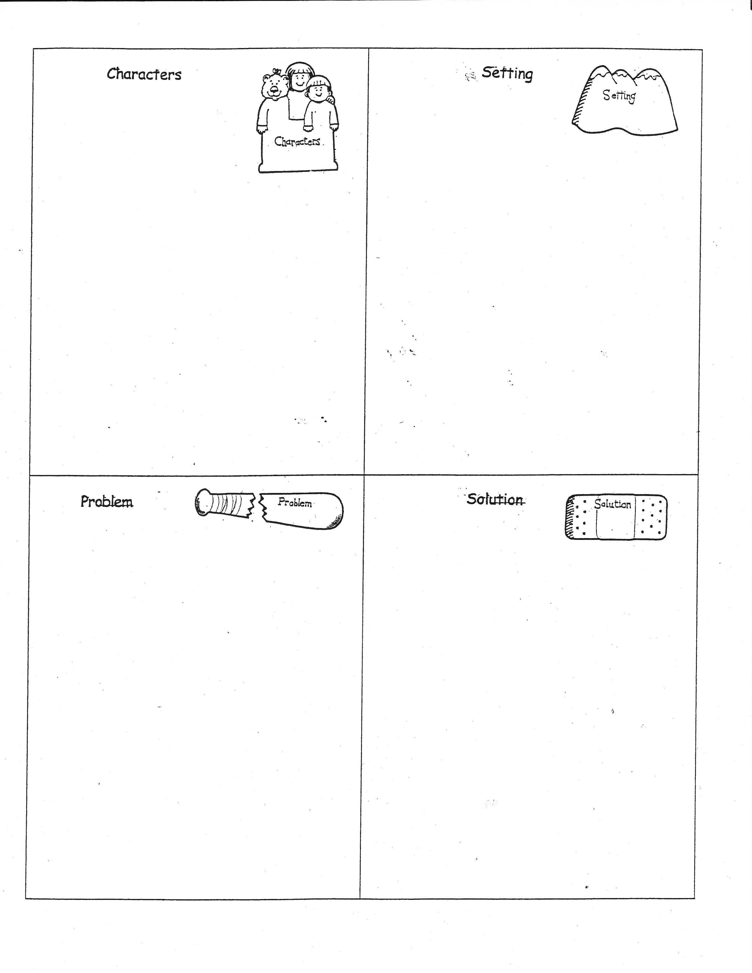 worksheet Story Setting Worksheets 1000 images about books the little engine that could on pinterest mini bingo and little