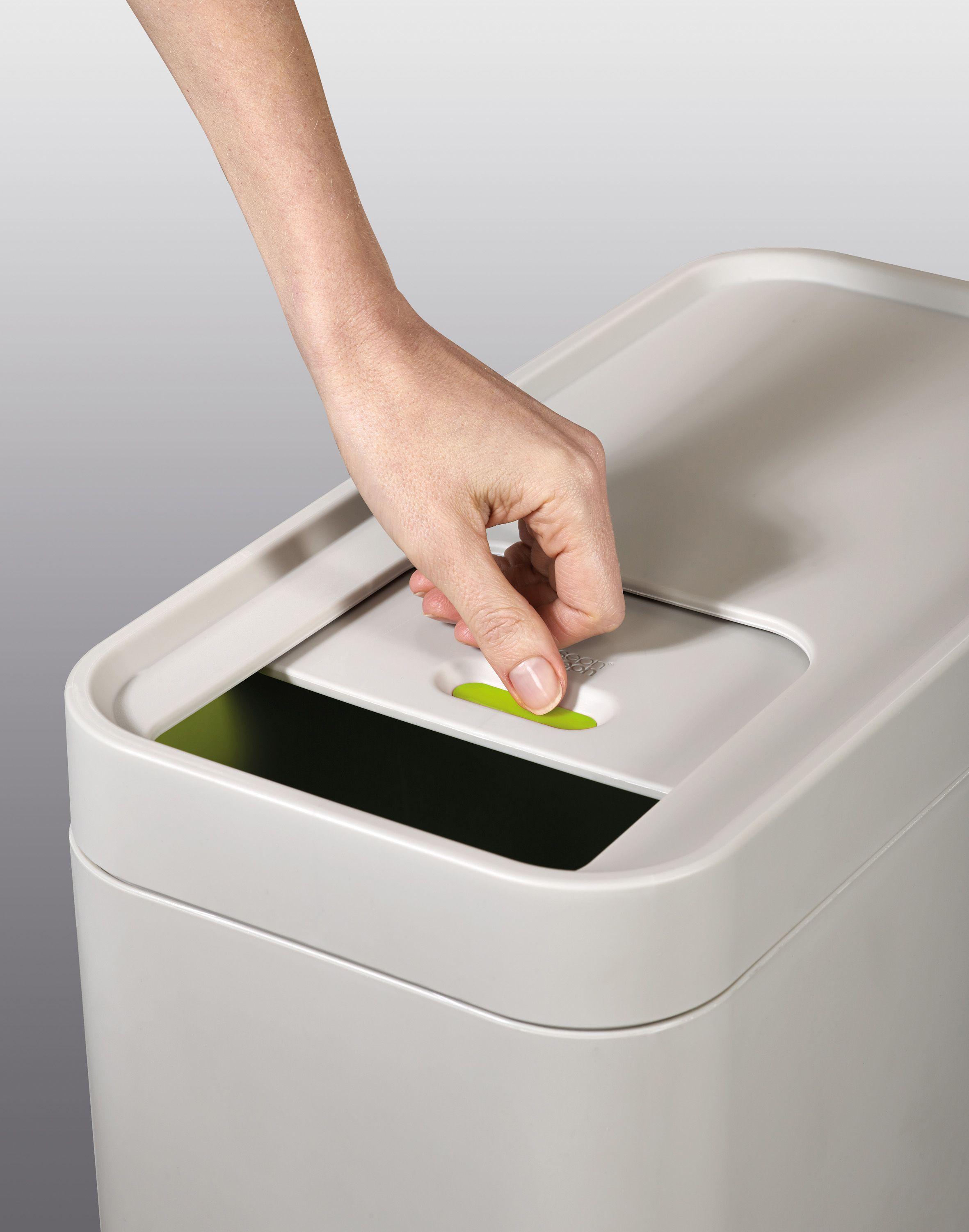 Stack Recycling Bins Kitchen Waste Joseph Joseph