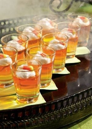 candy corn jello shots community post 40 adult beverages guaranteed to make your halloween