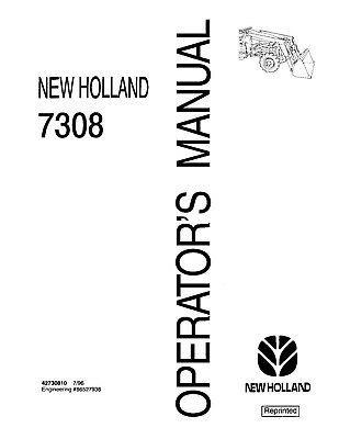 (Sponsored)(eBay) NEW HOLLAND 7308 Loader for 15, 20,2 5