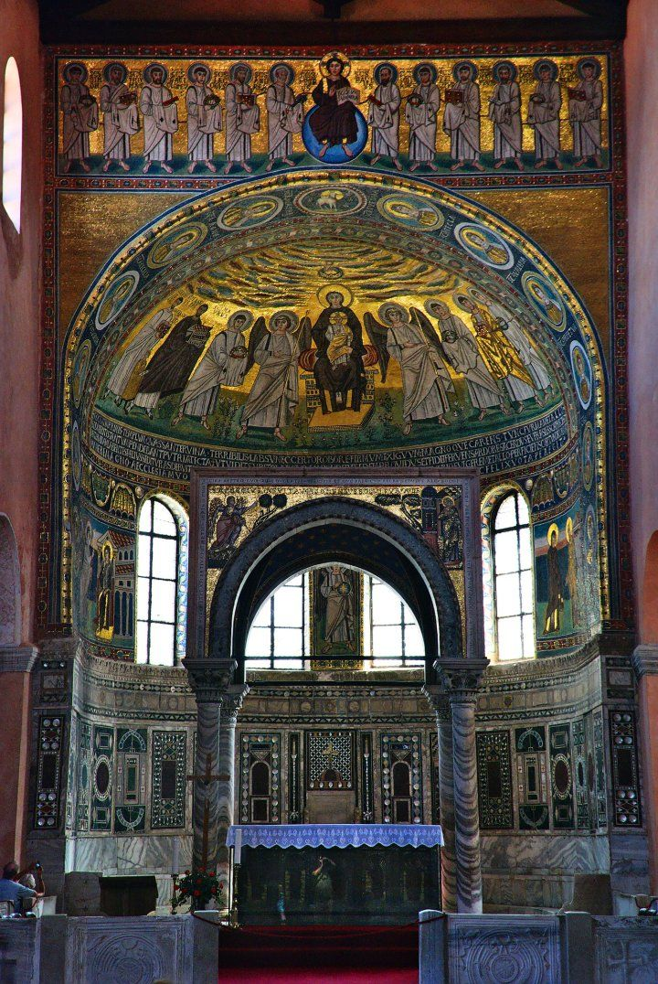 Ciborium euphrasian basilica pore croatia unesco world heritage there are total of 9 unesco world heritage sites in croatia here is the list of unesco sites with great pictures and map gumiabroncs Choice Image