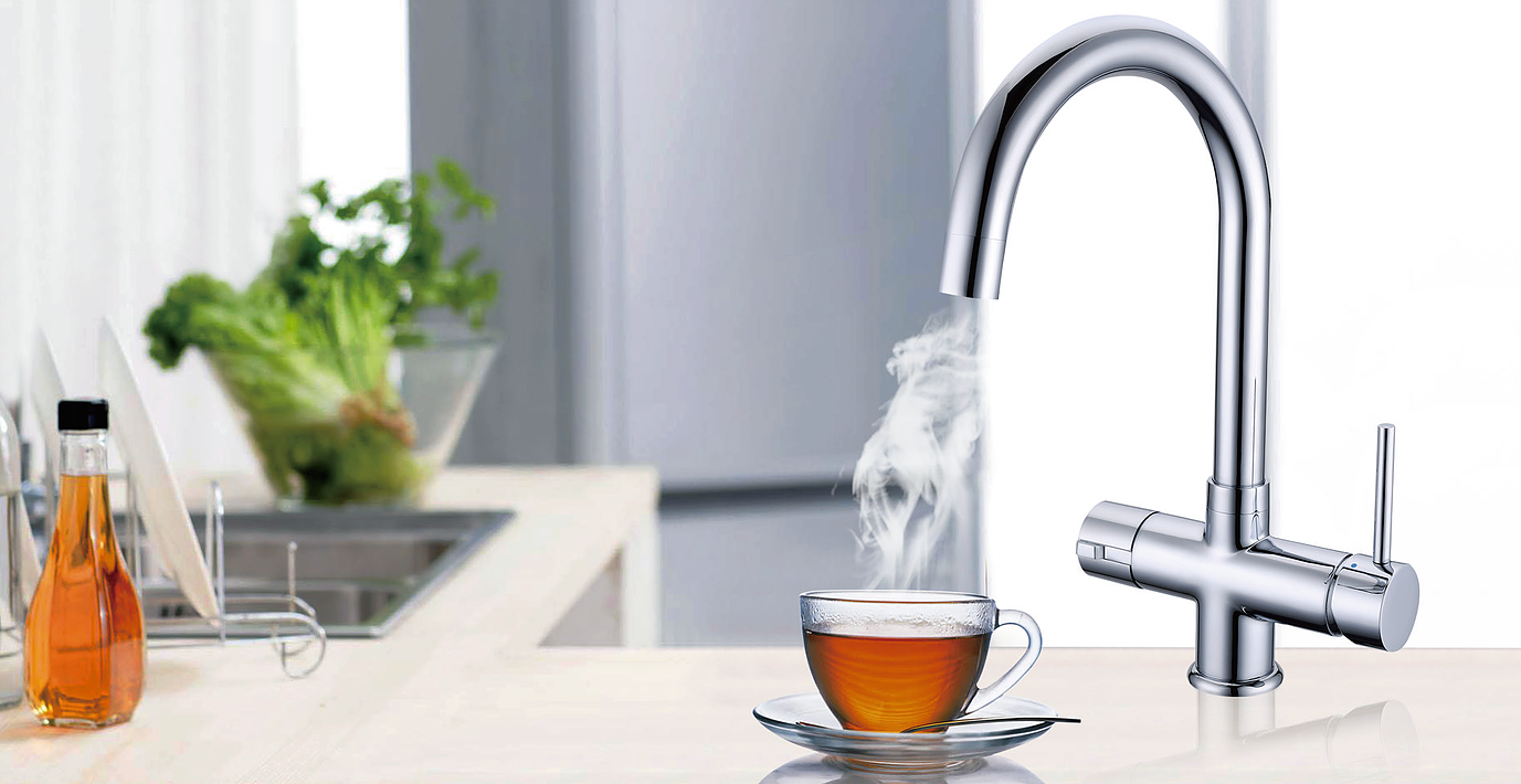 The Instant Boiling Water Tap, is the flagship of TriniT Faucet. You ...