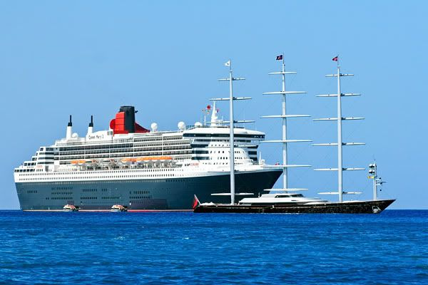 Perini Navi Maltese Falcon Sailing Yacht Yachtforums The World S Largest Yachting Community Sailing Yacht Yacht Boat