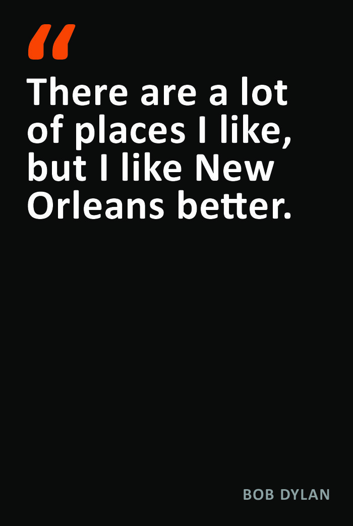 quotes about new orleans   Do you know of another quintessential New Orleans quote? Please