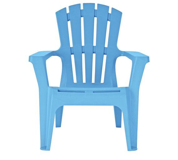 19.99 Buy Bicadesign Maryland Chair - Blue at Argos.co.uk, visit ...