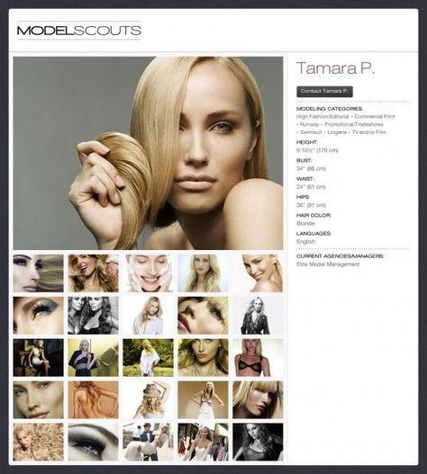 Modeling Portfolios - 7 Essential Photos Every Model Needs - resume model