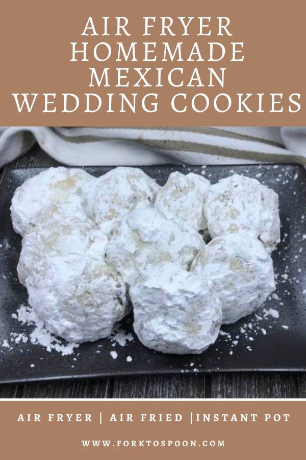 Air Fryer Homemade Traditional Italian Cookies With Icing
