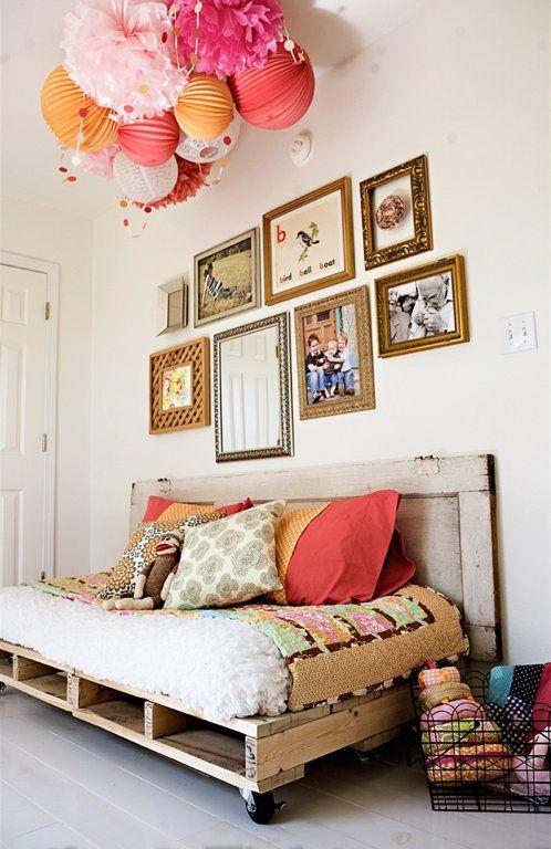 48 Bedroom DIYs Worth Pinning DIY Pinterest Decorating Best Bedroom Diys