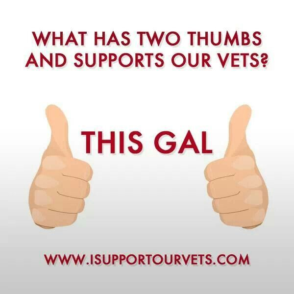 Support our vets