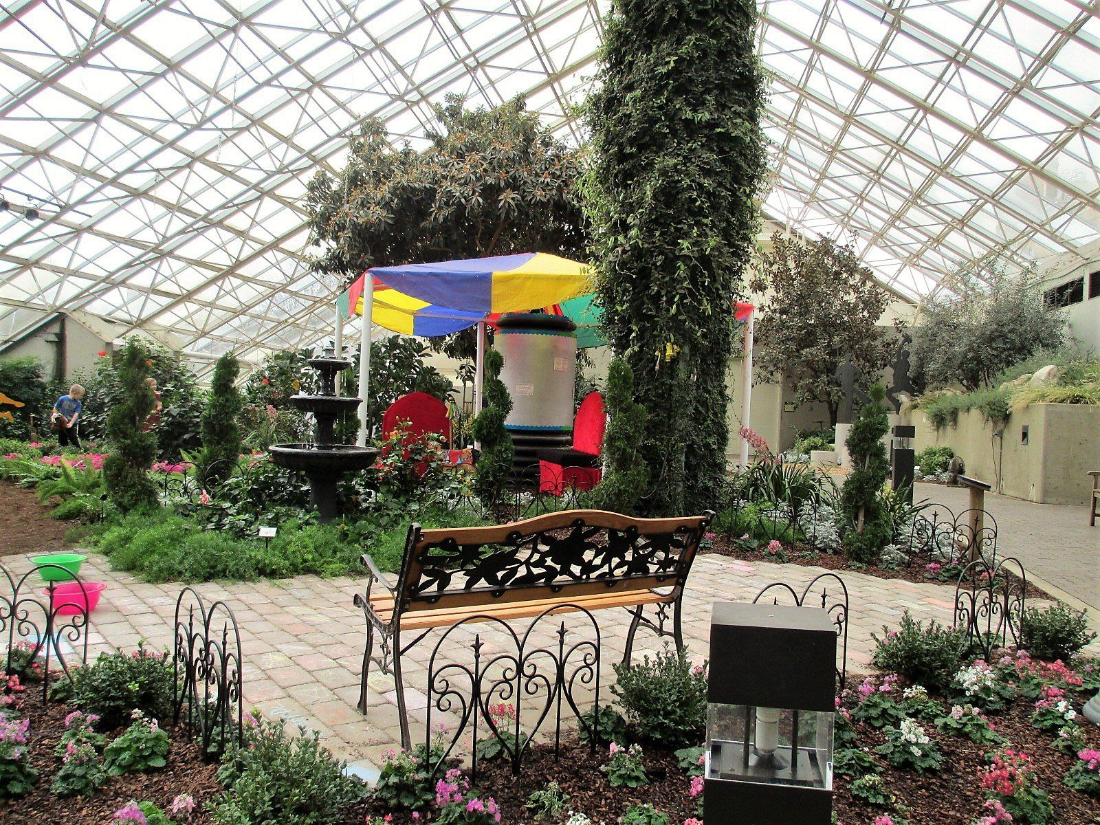 Foellinger Freimann Botanical Conservatory, Fort Wayne: See 163 Reviews,  Articles, And