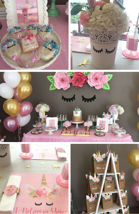 Unicorn Magical Party Unicorn Party Inspirations