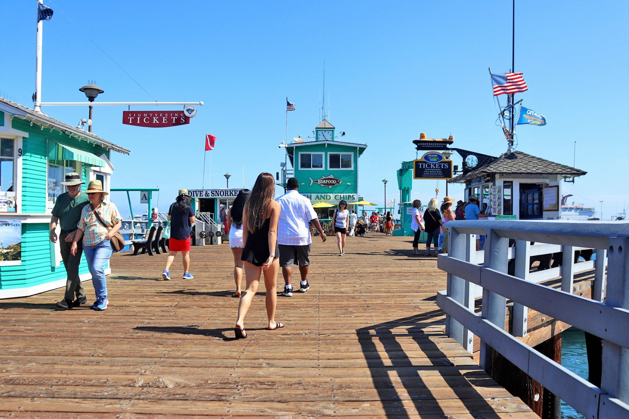 How to Spend One Day on California's Catalina Island Day