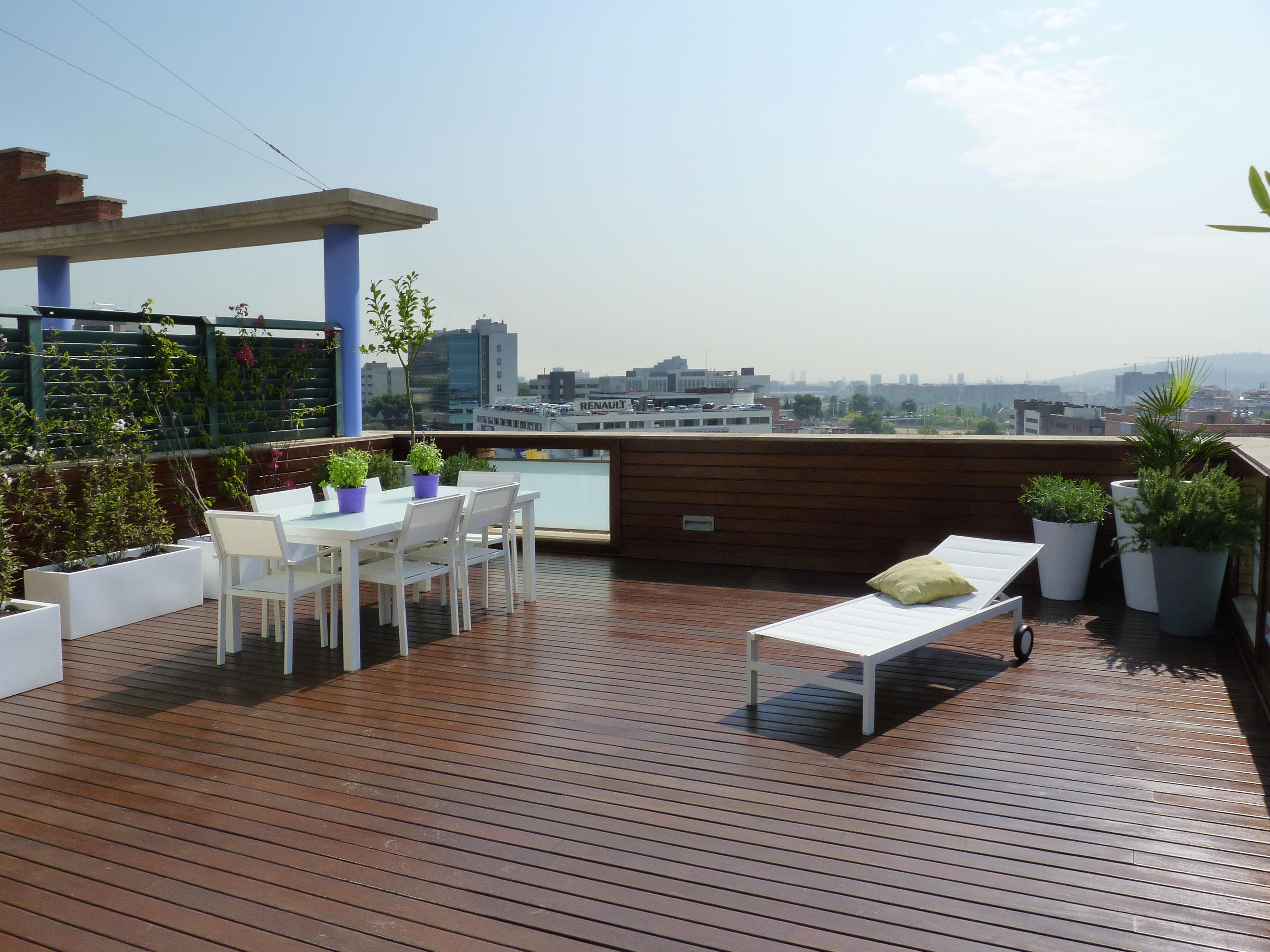 ideas de paisajismo de exterior terraza estilo
