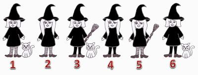 Fun For All: Which Witch is A Witch?  Logic Puzzle