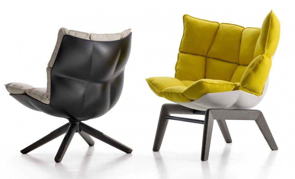 Husk B&B Italia   Furniture - Armchairs   Pinterest   Italia and ...