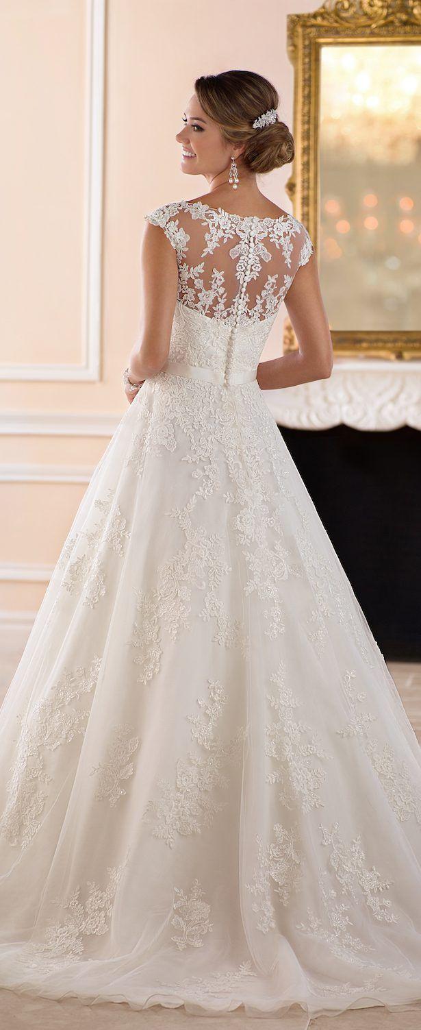 Pin von Julia Oehlrich auf Hochzeitskleider | Pinterest ...