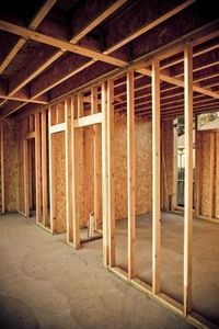 Framing Walls how to estimate the number of studs for wall framing | walls