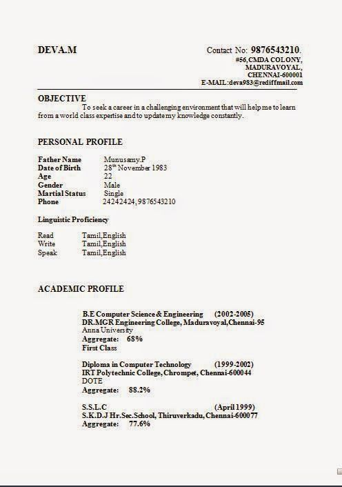 medical cv format ExcellentCV / Resume / Curriculum Vitae with ...