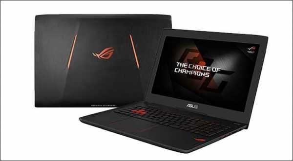 Компания ASUS представила портативный компьютер ROG (Republic of Gamers) Strix…