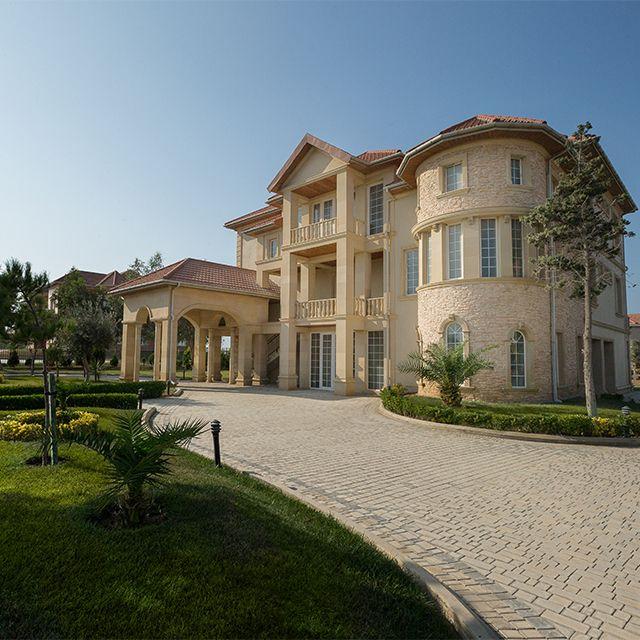 Villa Sorrento In Sea Breeze Seabreeze Seabreezebaku Beatgroup Nardaran Baku Azerbaijan Absheron Hotel Residences Shore House Sorrento House Styles