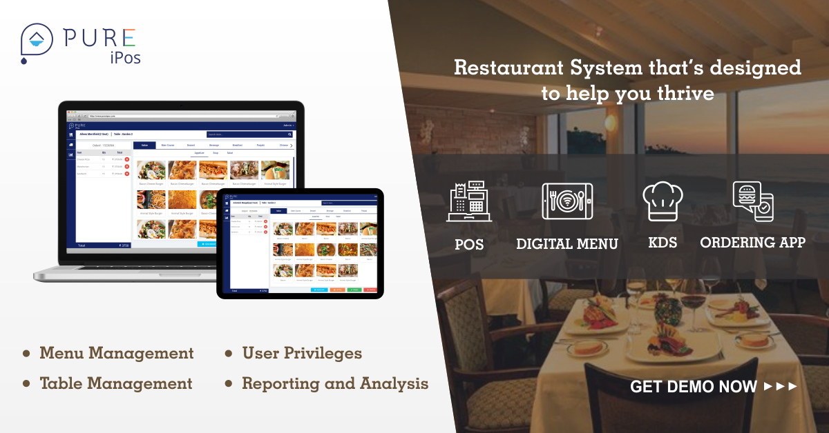 You Never Know What You Are Missing Out On Unless You Give It A Try Try Our Cloud Based Restaurant Pos On A 14 D Restaurant Management Digital Menu Restaurant