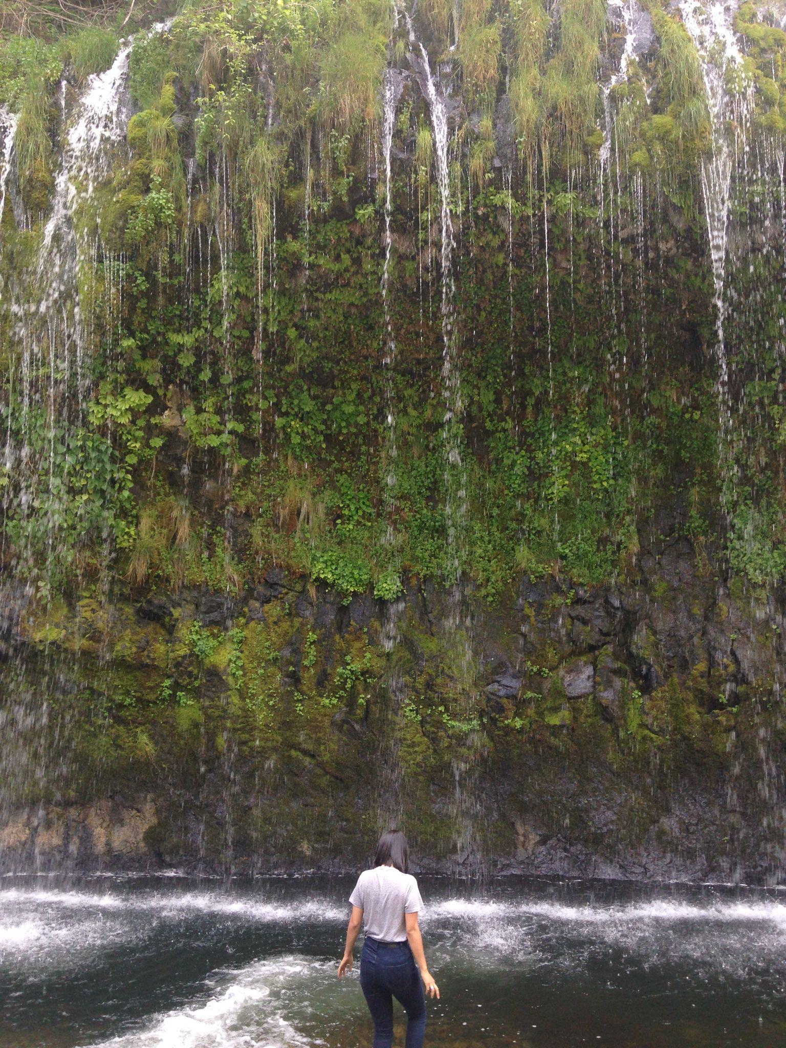 Mossbrae falls, NorCal