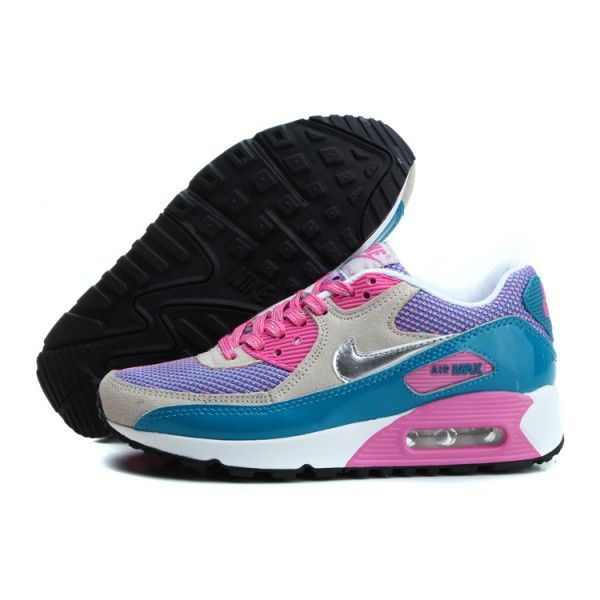 Nike Air Max 90 Le Shoes Blue : Wholesale, Exclusive