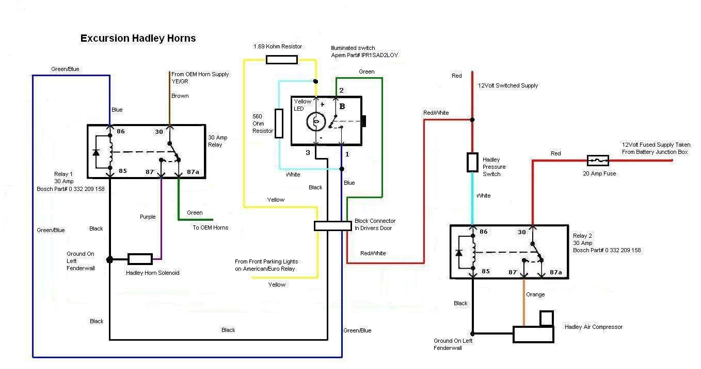wiring diagram cars trucks wiring diagram cars trucks truck horn horns for truck wiring diagrams [ 1358 x 717 Pixel ]