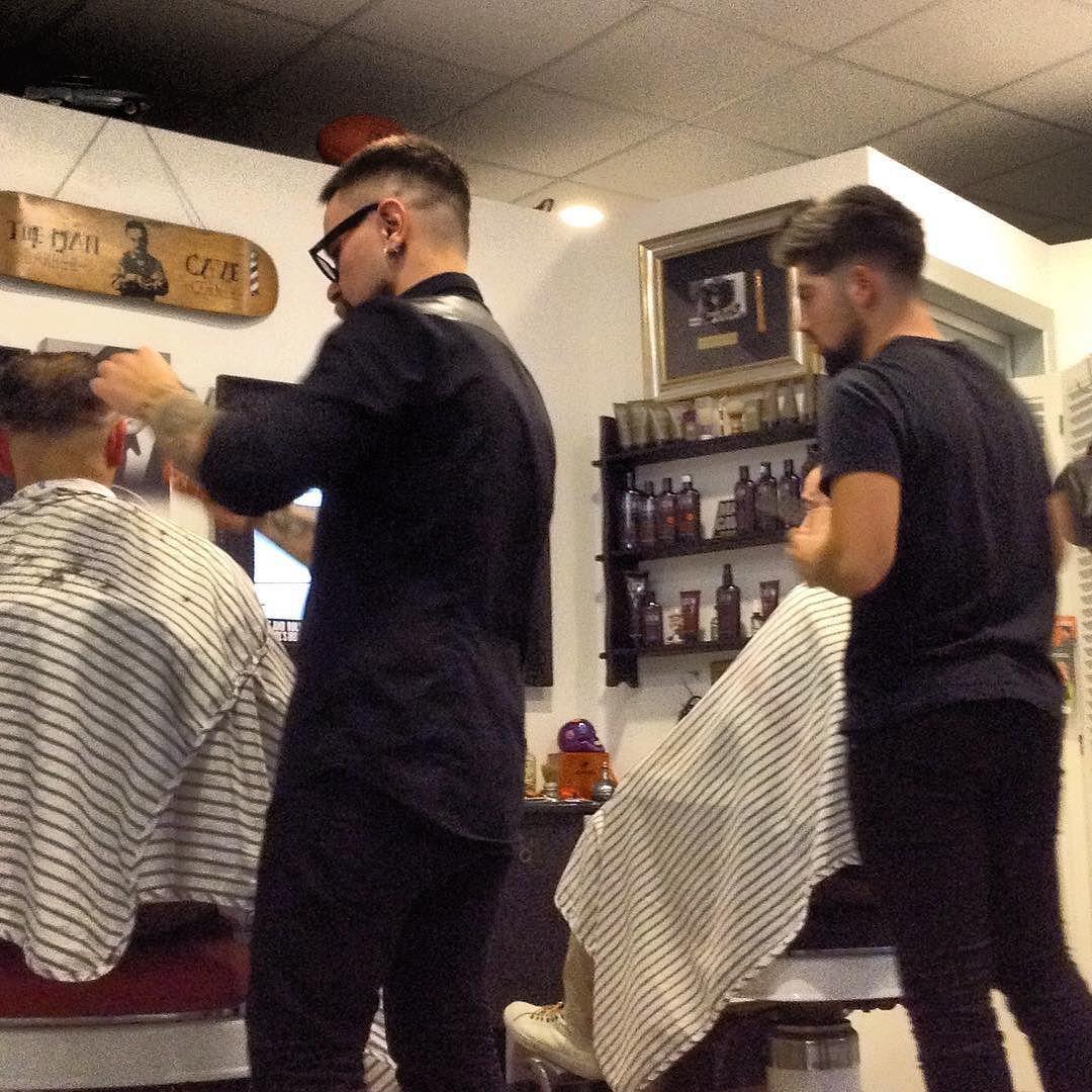 #themancavebarbeshop #barbershop #barber #barberia #barbering #barberhustle #barbergang #barberhead #barberconnect #barberlife #barberlove #barberworld #barbernation #barbermovement #barberrespect #bearcare #beard #bearded #beard#talklikeaman #beaman #beardoil#wahl #wahlclippers by the_man_cave_barbershop