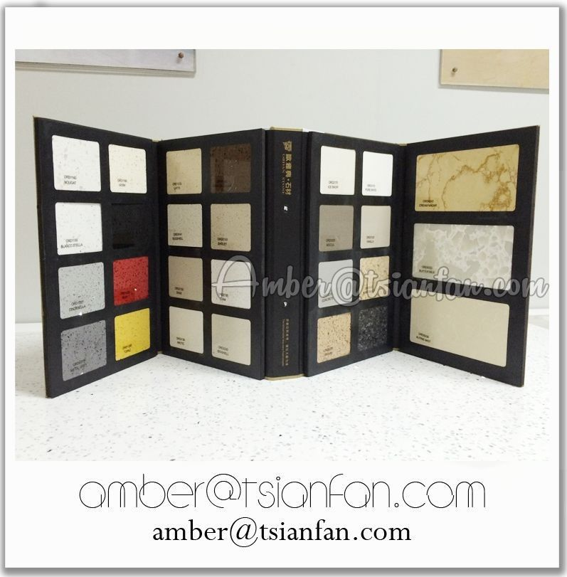 Granite And Marble Sample Binder