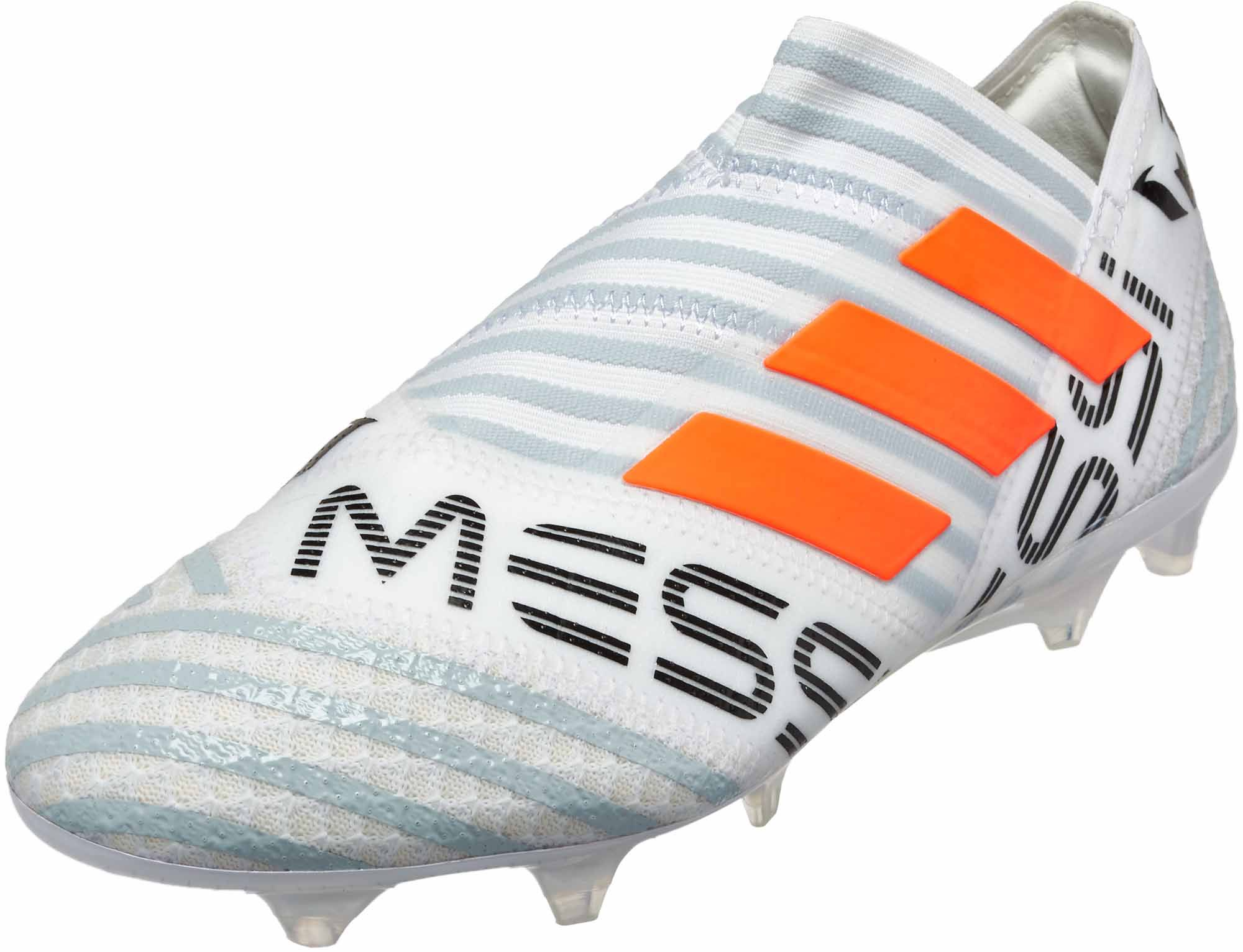 Adidas Nemeziz Messi 17 360agility Fg Nemeziz Cleats Messi Messi Soccer Shoes Barcelona Football