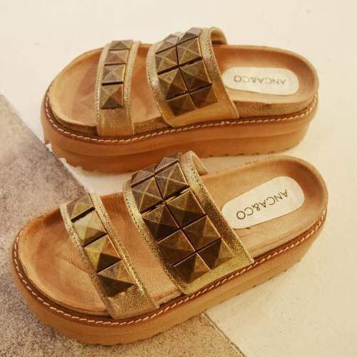 4cb02348a9 Sandalias Indias Verano 2017 - Tendencias en Zapatos por Anca   Co - El  Bazar