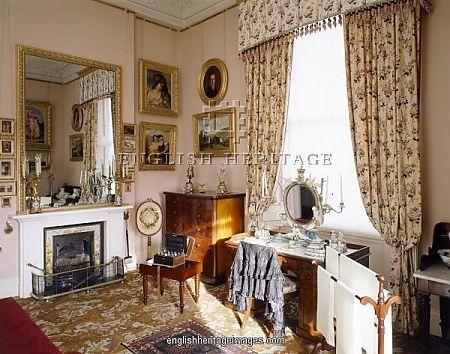 Queen Victoria's Dressing Room, Osborne House   Historical ...