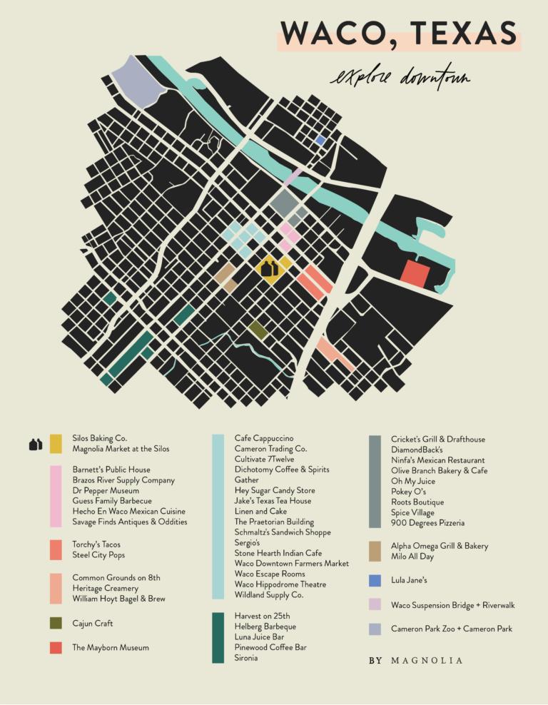 Waco City Guide | Magnolia