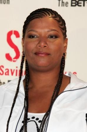 hair styles for afro latifah looks royal in all cornrows box 5014