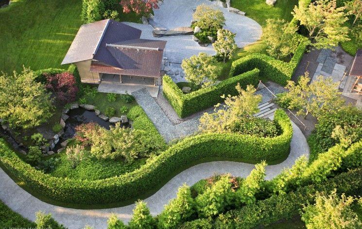 Der Japanische Garten Garten Der Welt