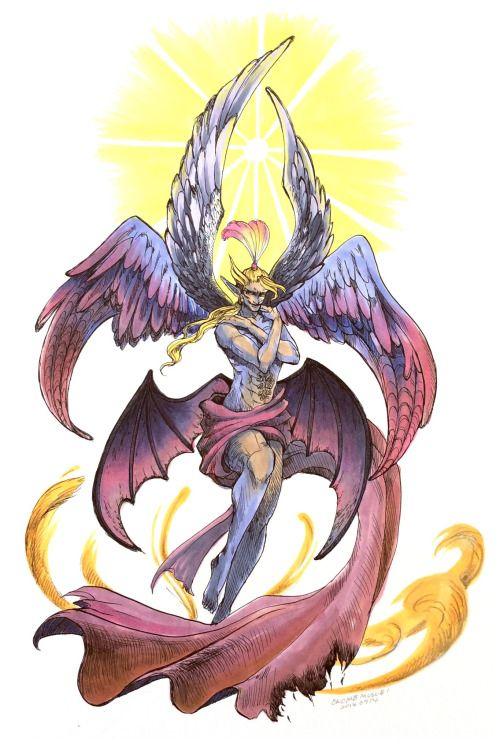 Kefka Final Boss Fight Final Fantasy Artwork Final
