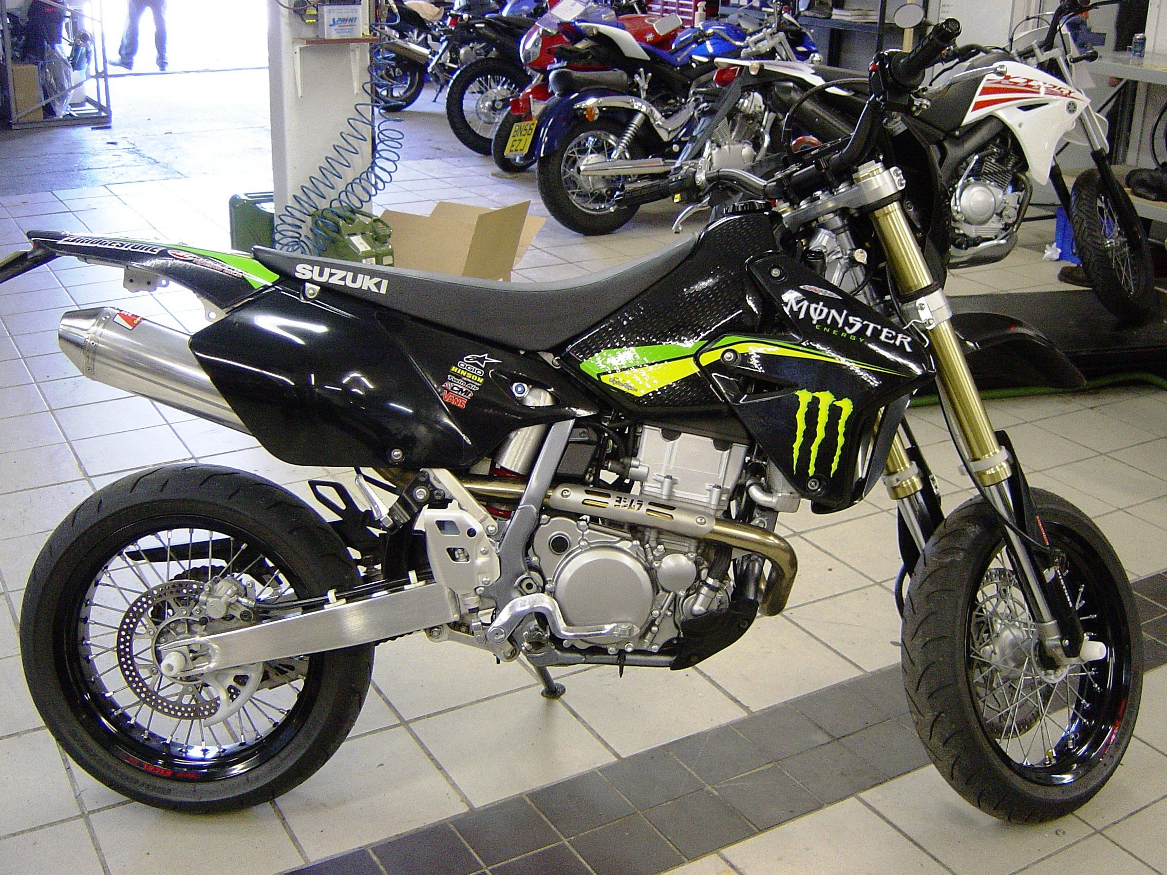 Aprilia SXV 450 VdB 2007 Monster Energy Special | Never Stop Dreaming!! |  Pinterest | Monsters, Dirt Biking And Motocross