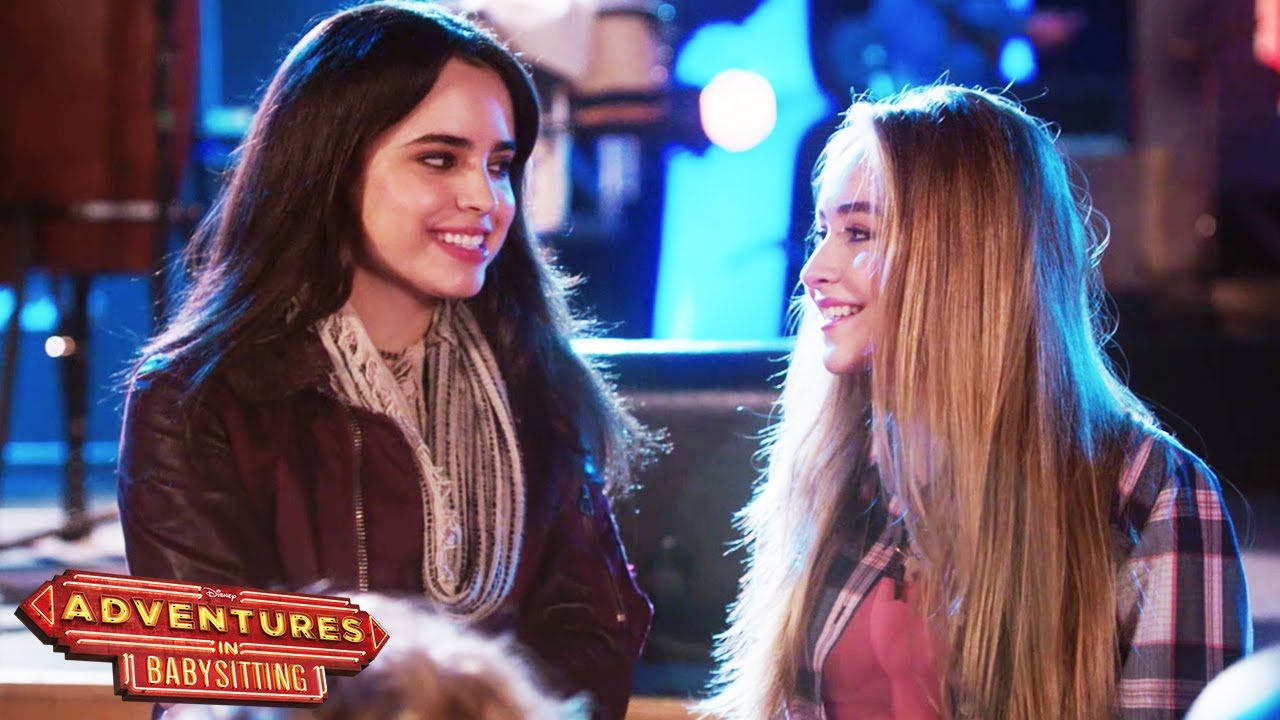 Favori Babysitters' Rap Battle | Adventures in Babysitting | Disney  YY52