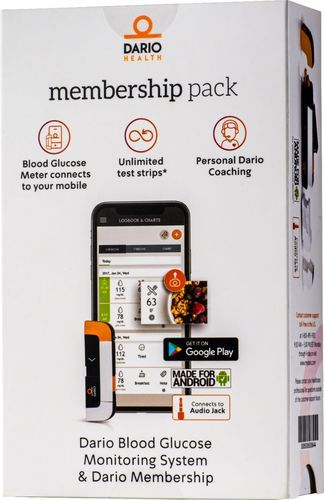 Dario Blood Glucose Monitoring System for Android