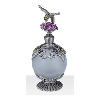 Hummingbird Perfume Bottle